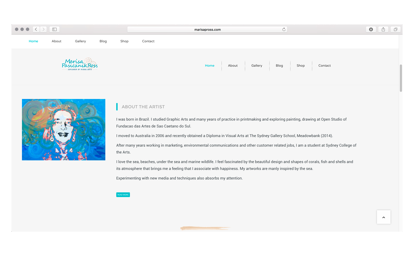 Website—About