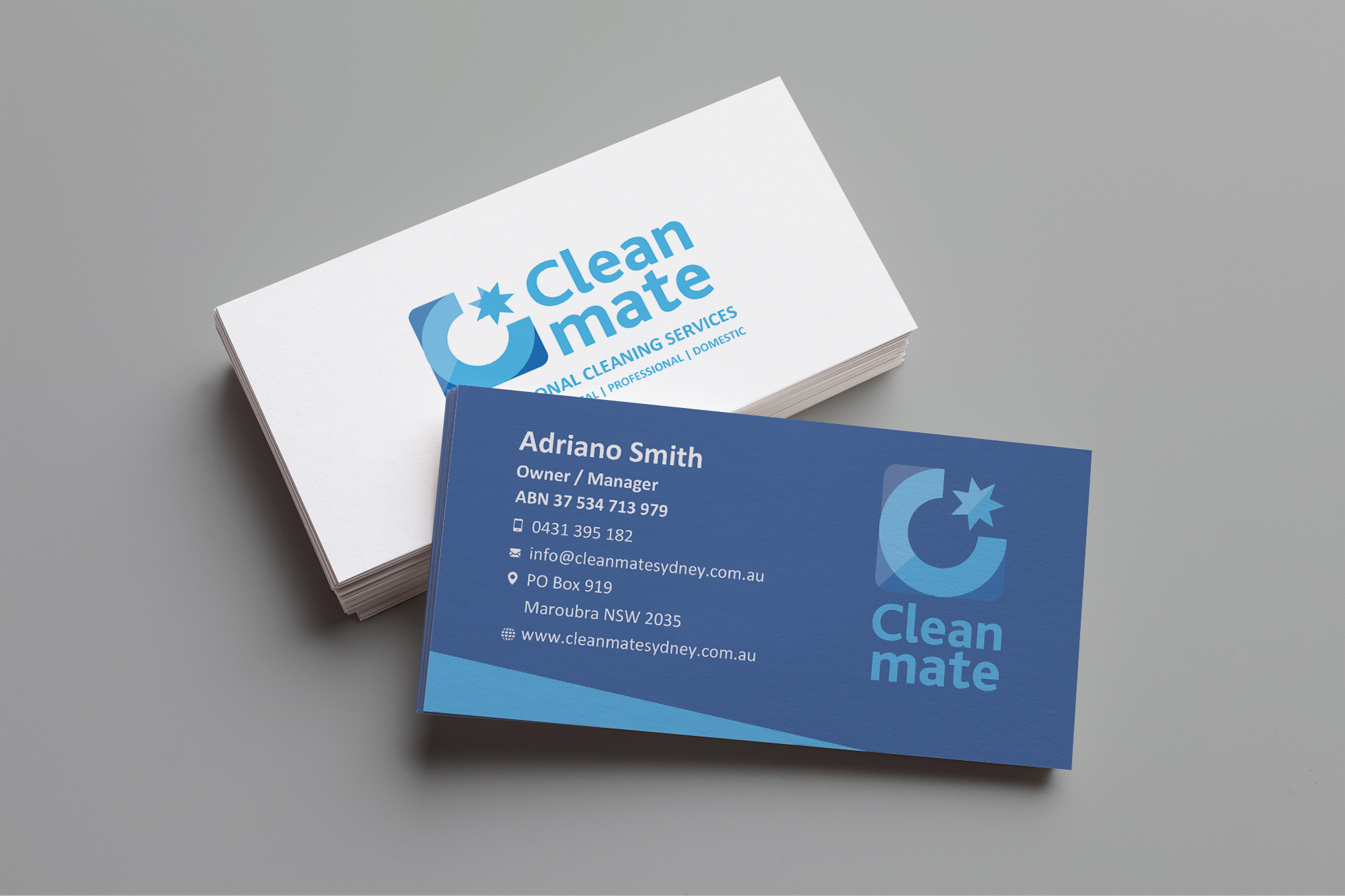 Cleanmate Cards